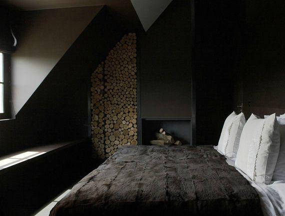 Chez Odette hotelroom