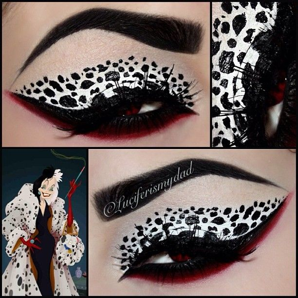 .@luciferismydad | Cruella Deville! ✧✦ If she doesn't scare you, no evil thing will! Using @suga... | Webstagram - the best Instagram viewer