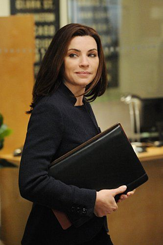 Julianna Margulies in The Good Wife, 2010