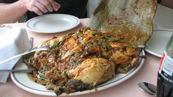 Pollo a la penca, Tula, Hidalgo