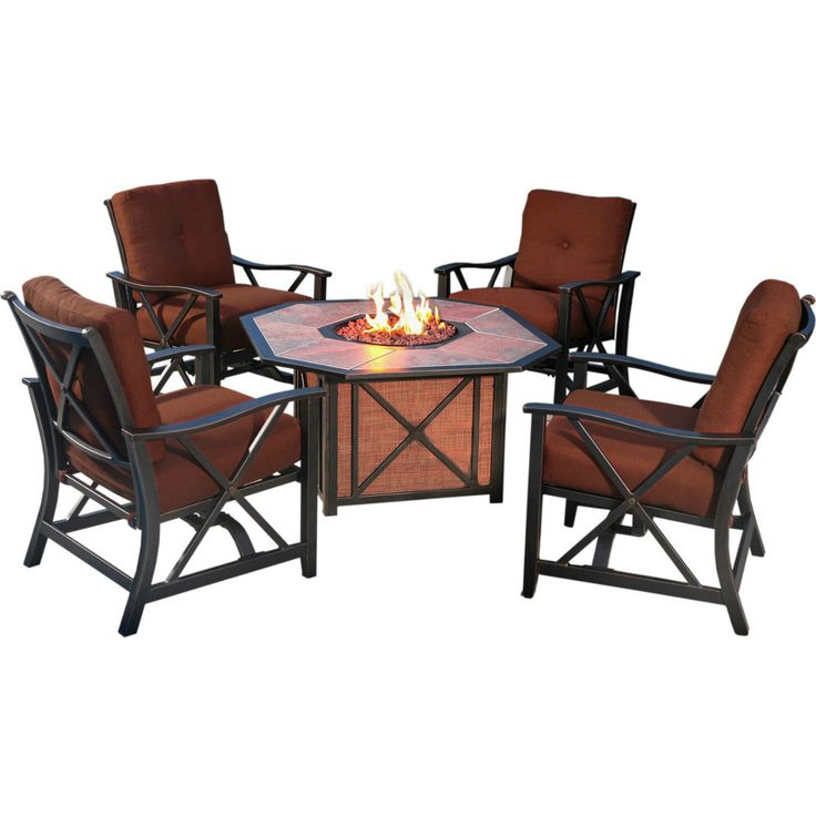 Havana 5 Piece Chat Set | American Home | Albuquerque, Santa Fe, Farmington