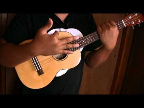 Uke Minutes 100 - How to Play the Ukulele in 5 minutes. This whole website (Ukulele Underground) has lots of great videos.