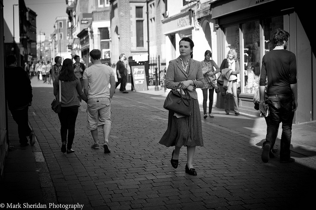 Vintage Girl, Nottingham