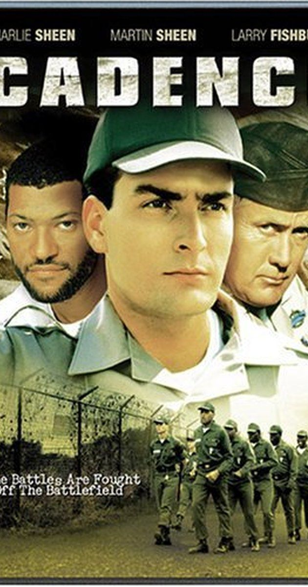 Directed by Martin Sheen.  With Charlie Sheen, Martin Sheen, Jay Brazeau, Matt Clark. Charlie Sheen plays a rebellious inmate in an Army stockade.