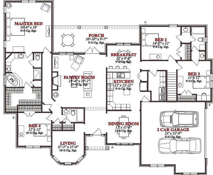 17 best images about modular homes floor plans on for Vice president house floor plan