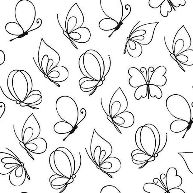 45 Wonderful Butterfly Tattoo Ideas For Tattoo Lovers Let Those Creative Juices Flow And Opt F Simple Butterfly Tattoo Simple Butterfly Butterfly Outline