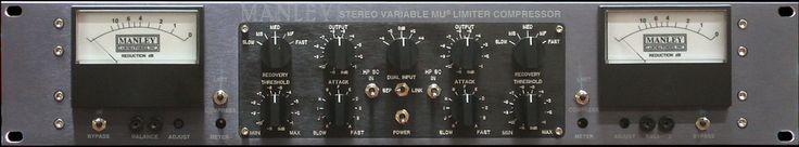 Manley Variable Mu