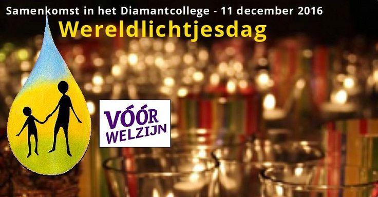 11 Dec – Wereldlichtjesdag – Herdenking van alle overleden kinderen - http://www.wijkmariahoeve.nl/wereldlichtjesdag-herdenking-overleden-kinderen/