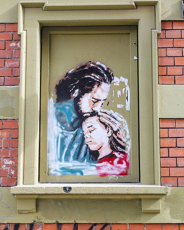 """@yatzystreetart """"Pray for the World""""  ------------------------- #bergen #norway #visitbergen #visitnorway #streetart #yatzy #streetartbergen #streetarteverywhere #streetartistry #streetartist #art #artist #artwork #artoftheday #artistic #arts #instaart #gatekunst #gatekunstbergen #instadaily #igdaily #instamood #instamoment #instapic #instacool #instaphoto #instagood #instago #pray"""