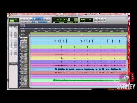 Pro Tools Tutorial - Tempo Mapping - YouTube