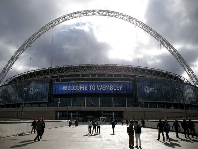 Tottenham Hotspur free to play at full-capacity Wembley Stadium