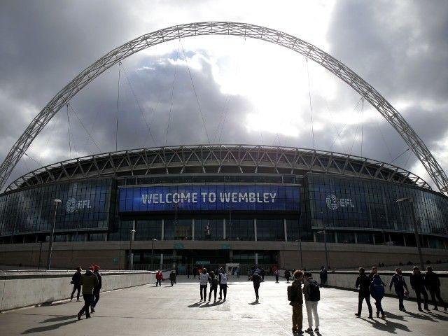 Tottenham Hotspur free to play at full-capacity Wembley Stadium