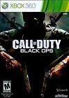 Call of Duty: Black Ops (Microsoft Xbox 360 2010)