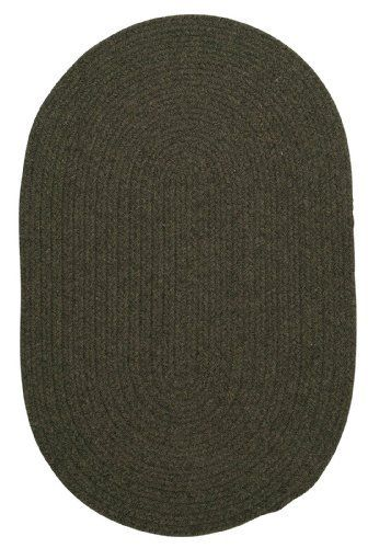 Colonial Mills Bristol WL55 Olive Green 5' x 8' Oval by Colonial Mills. $279.00. Sometimes simple is best. In this wool blend oval rug, yarns in warm, inviting colors create a simple accent and sense of home.