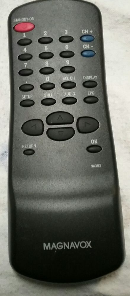 #Magnavox #Television #Remote Control Model N9373UD Tested Works