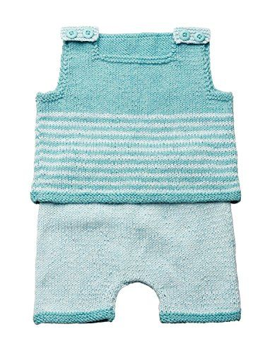 Baby Girl Boy Gender Neutral Hand Knitted Summer Tank Top…