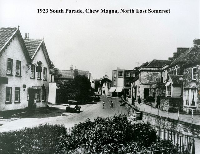 1923 Chew Magna, North East Somerset | Flickr - Photo Sharing!