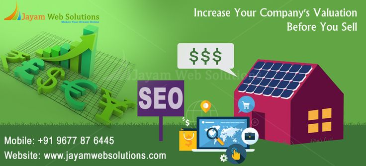Jayam Web Solutions is a leading SEO Company in Chennai offering SEO and SMO services to generate quality leads for businesses. Get SEO Services and get more Traffic, more leads. http://www.jayamwebsolutions.com/seo-services-company-in-chennai.php