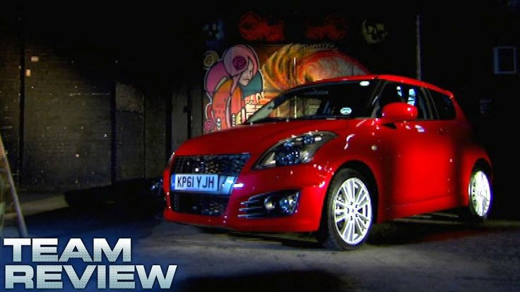Suzuki Swift Sport (Team Review) - Fifth Gear