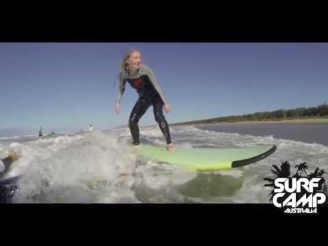 Successful Surf Camp with Surf Camp Australia