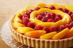 Jesienne tarty z owocami
