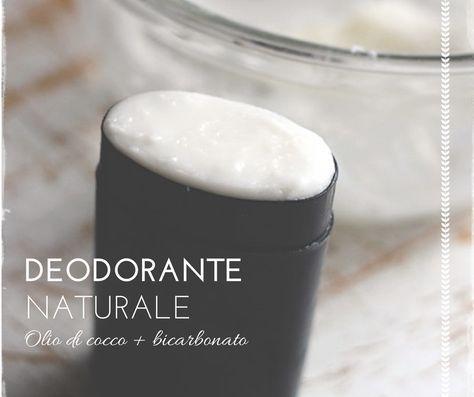 a qualche mese ho iniziato a usare questo deodorante naturale fai da te al bicarbonato e olio di cocco semplicissimo e davvero efficace. E' un'alternativa..