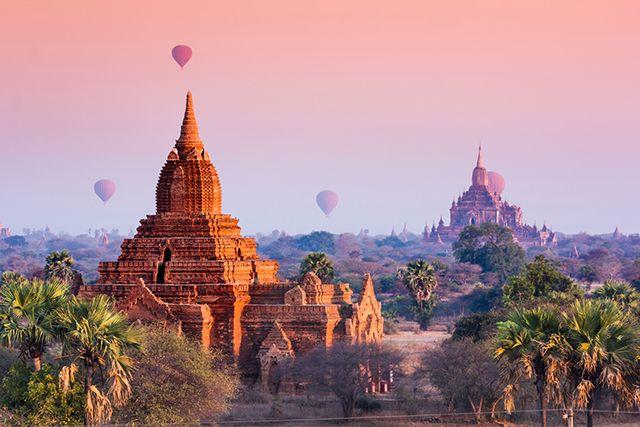 Birmanie : voyager responsable