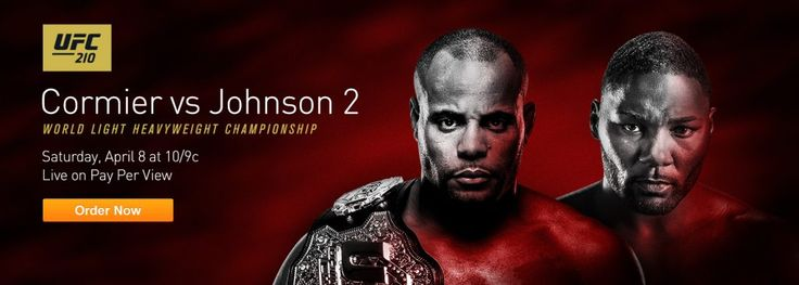 Welcomg To Watch UFC 210 Live Stream, competitor : Cormier vs Johnson 2 Live Stream to join here for watching here. The hot, biggest and [...]