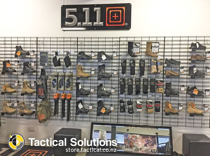 What's your tactical connection? - Tactical Solutions Ltd