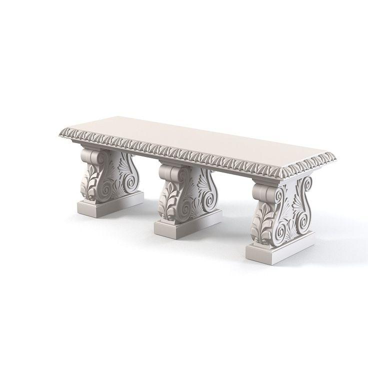 best 25 stone bench ideas on pinterest stone garden