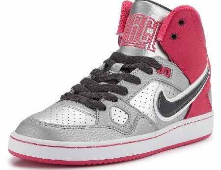 nike son of force mid junior trainers nike son of force mid junior trainers silverblack