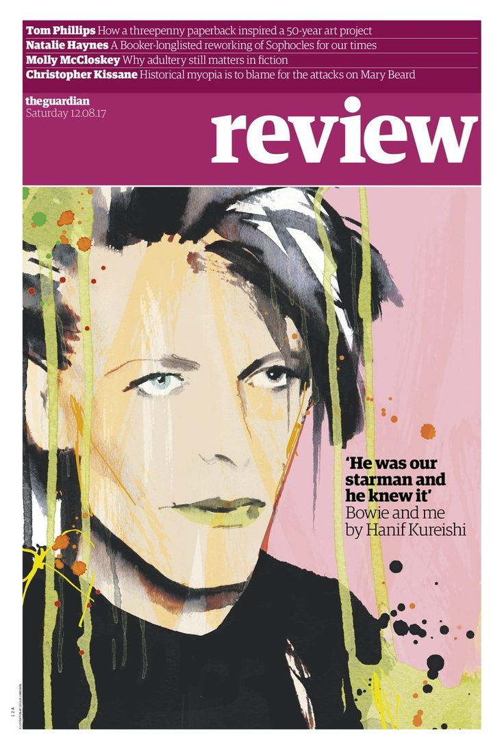 Image result for cecilia lundgren bowie guardian review