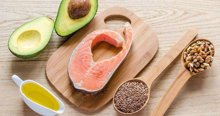Incluye alimentos ricos en omega 3 en tu dieta diaria. / Foto: iStock