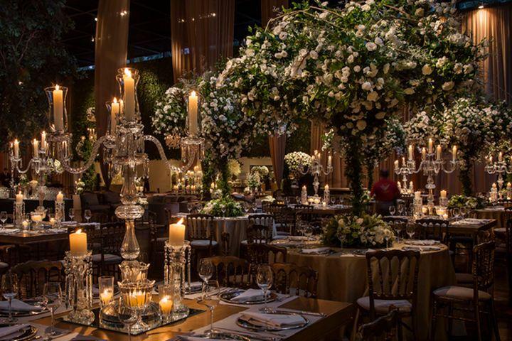 Decoração de Casamento Branco e Verde na Casa Fasano por Marcelo Bacchin | Blog de Casamento | WEDDG Blog de Casa