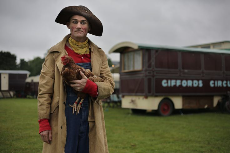The Painted Wagon Wild West show – in pictures