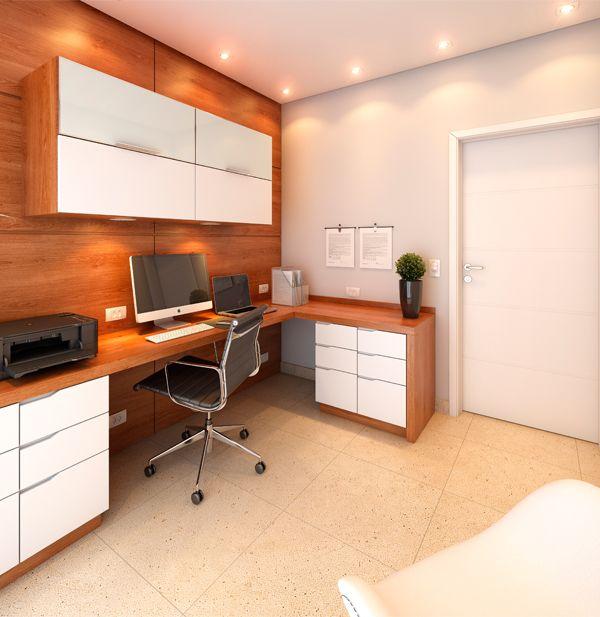 Perspectiva Ilustrada  Home Office