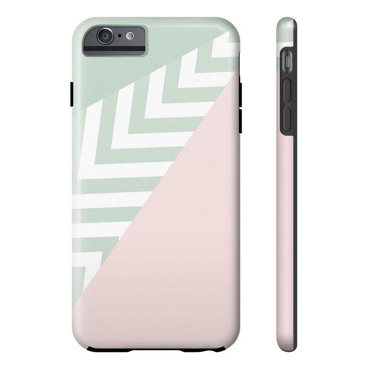 Geometric Chevron Phone Case