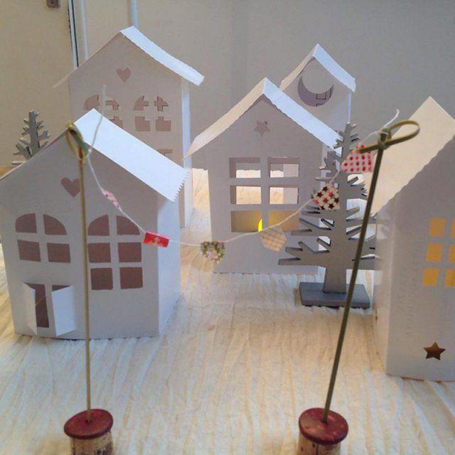 Un village de Noël / Christmas village