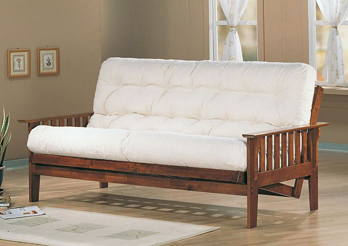Jennifer Convertibles: Sofas, Sofa Beds, Bedrooms, Dining Rooms & More! Solid Futon Frame