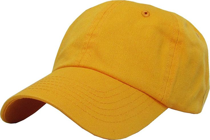 KB-LOW MDM Classic Cotton Dad Hat Adjustable Plain Cap. Polo Style Low Profile (Unstructured)