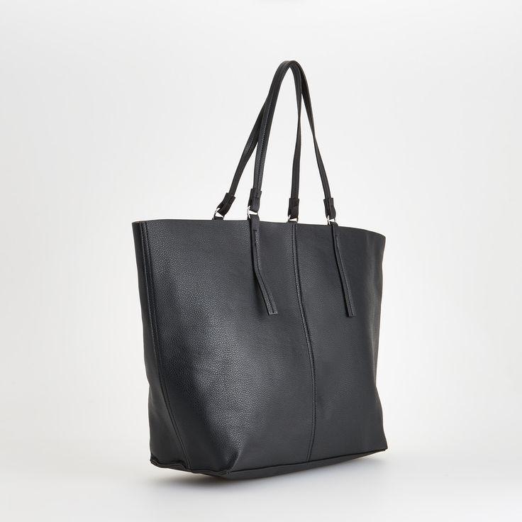 SHOULDER BAG, BAGS, black, RESERVED