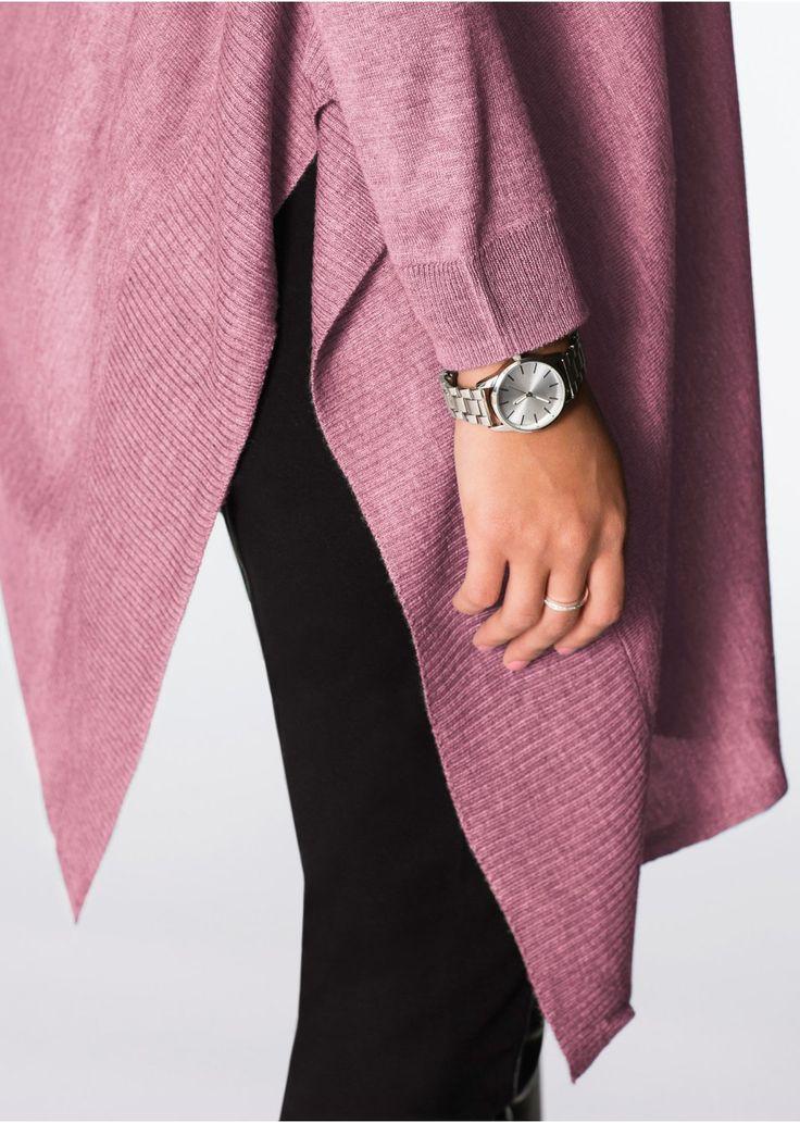 Hosszú pulóver Lezser fazonú hosszú • 7999.0 Ft • bonprix