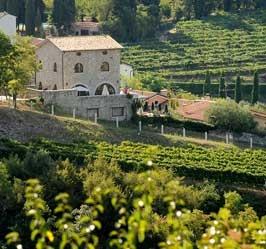 Villa San Giorgio, Valpolicella, Italy.