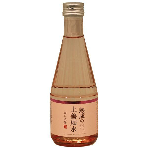 Shirataki Jozen Mizuno Gotoshi Pure Rice Wine (Ginjo) 300ml