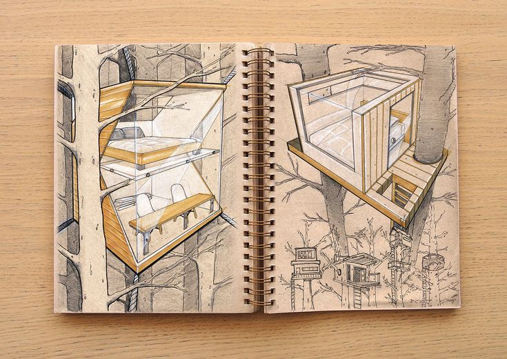 Sketchbook - 2014 on Behance