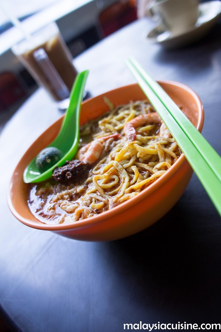 Malaysia cuisine food review sarawak laksa restoran for X cuisine miri