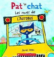 C'est Pat le chat qui conduit l'autobus scolaire! Le chat vedette est plus cool que jamais dans cette adaptation amusante de la célèbre chanson Les roues de l'autobus.