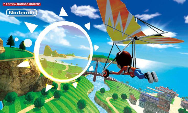 pilotwings resort 3ds screenshot - Google zoeken