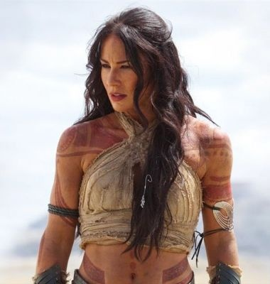 Princess Dejah Thoris - Lynn Collins - John Carter