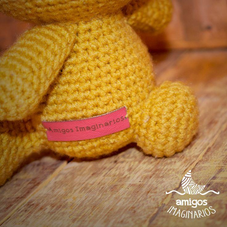 Bunito has got his new nametag and he's all set to start classes, would you like him to come with you? 🐰❤ #Bunito #Bunny #Amigurumi #crochet #school #backtoschool #crochetlove #instacrochet #handmade #hechoamano #design #Designbyluna #Mendoza #Argentina --------------------------------------------------------------------------------  Bunito ya tiene su distintivo para comenzar las clases, te gustaría que te acompañe? 🐰❤ #bunito #bunny #amigurumi #crochet #school #backtoschool #crochetlove…